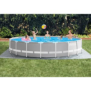 26732 - INTEX PRISM FRAME POOL (5.49 m X 1.22 m) ROUND