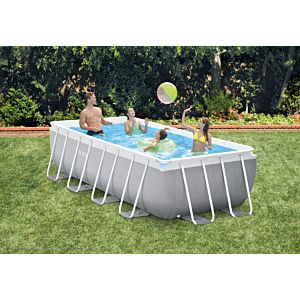 26788 - INTEX PRISM FRAME POOL (4.00 m x 2.00 m x 1.00 m) RECTANGULAR