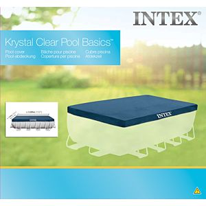 28037 - Pool Cover 4.00 x 2.00 m for Rectangular Frame Pools