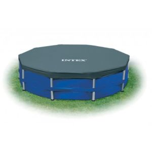 57900 - 28041  - Deluxe Pool Cover for 18' (5.49 m) Diameter Frame Pools