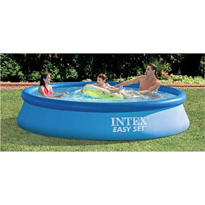 28122 - INTEX EASY SET POOL (3.05 m x 76 cm) ROUND