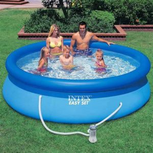 28132 - INTEX EASY SET POOL (3.66 M x 76 CM) ROUND