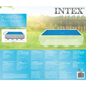 29028 - Solar Pool Cover 4 x 2m for Rectangular Pools