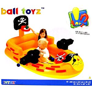 48663 - PIRATE PLAY CENTER