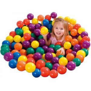 49600 - 100 PCS FUN BALL SET