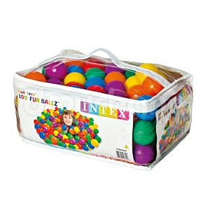 49602 - 100 SMALL FUN BALLZ™ (6.5cm DIAMETER)