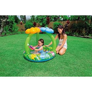 57419 - FLOWER BABY SHADE POOL