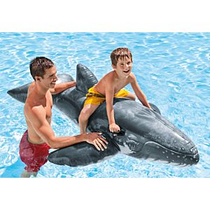 57530 - REALISTIC WHALE RIDE ON