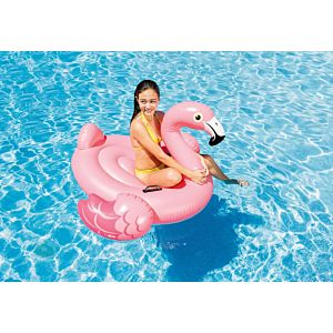 57558 - FLAMINGO RIDE ON