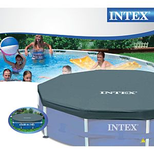 28030 - Pool Cover 10' (3.05 m) Diameter for Frame Pools