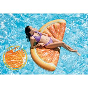 58763 - ORANGE SLICE MAT