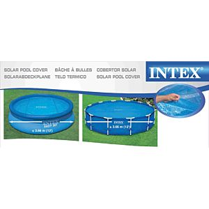 29022 – Solar Pool Cover 12' (3.66 m)  Diameter for Round Pools