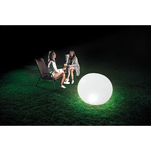 68695 - LED Floating Globe with rechargeable battery