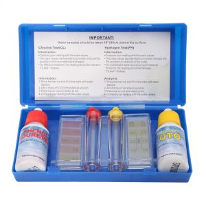 TK1 - TEST KIT FOR PH AND CHLORINE